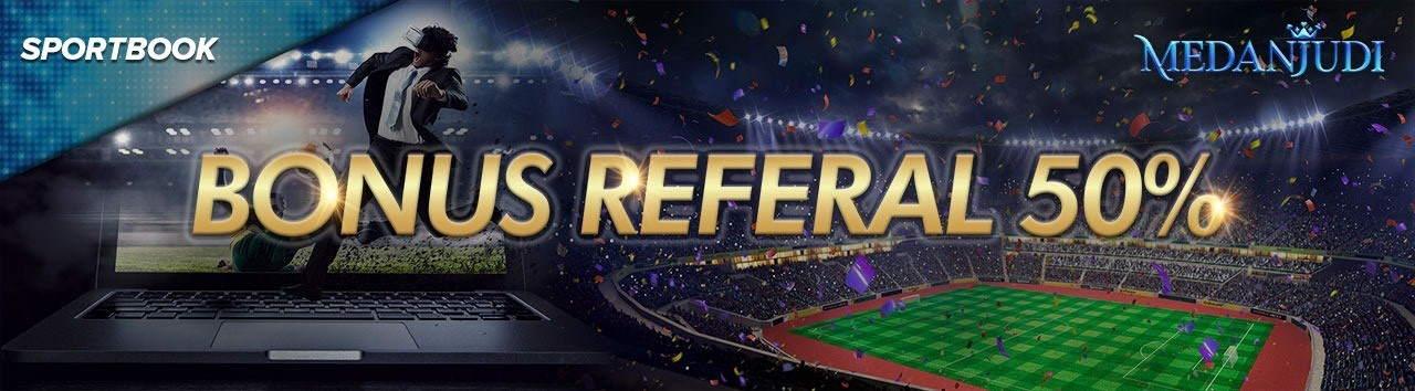 bonus referral judi online